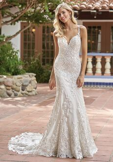 Jasmine Bridal F211010 Mermaid Wedding Dress