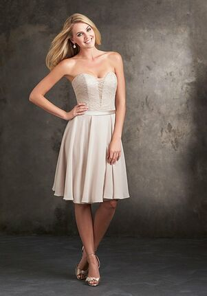 Allure Bridesmaids 1424 Sweetheart Bridesmaid Dress