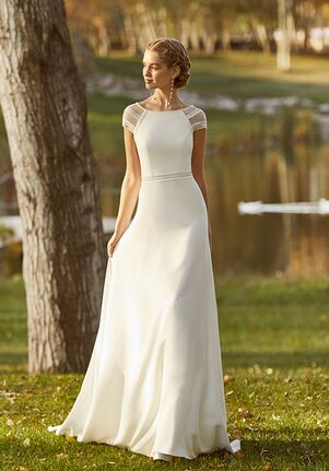 Aire Barcelona KAILY Sheath Wedding Dress