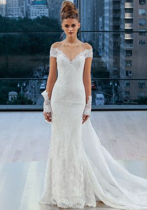 Ines Di Santo Gramercy Sheath Wedding Dress