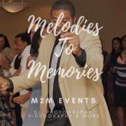 Richmond, VA DJ | Melodies To Memories