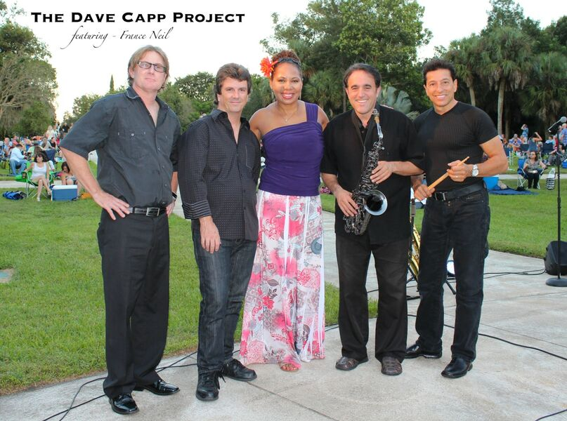 The Dave Capp Project - Cover Band - Winter Springs, FL