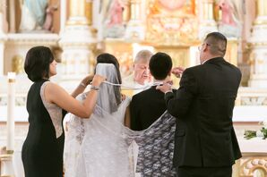 Traditional Catholic Wedding Ceremony