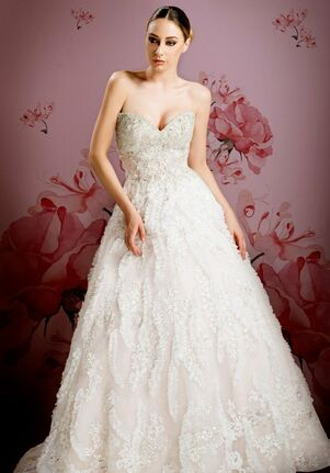 Ysa Makino KYM75 A-Line Wedding Dress
