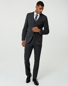 LE CHÂTEAU Wedding Boutique Tuxedos MENSWEAR_364284_202 Gray Tuxedo