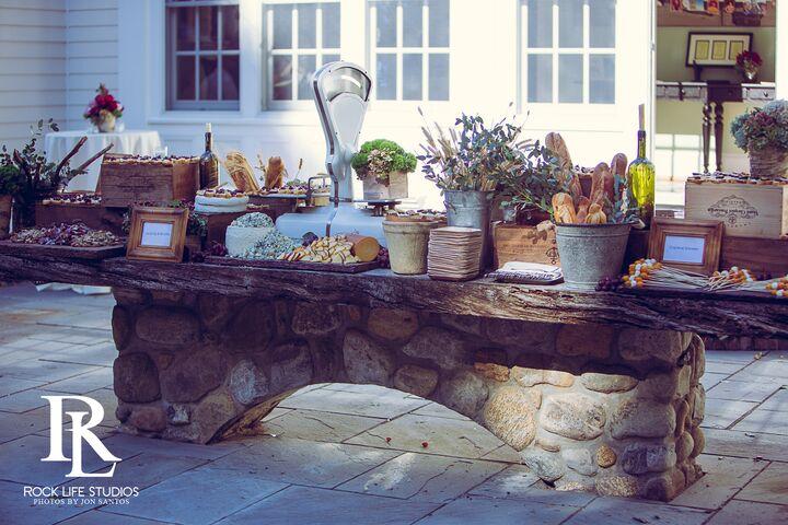 Della terra catering events montclair nj negle Images