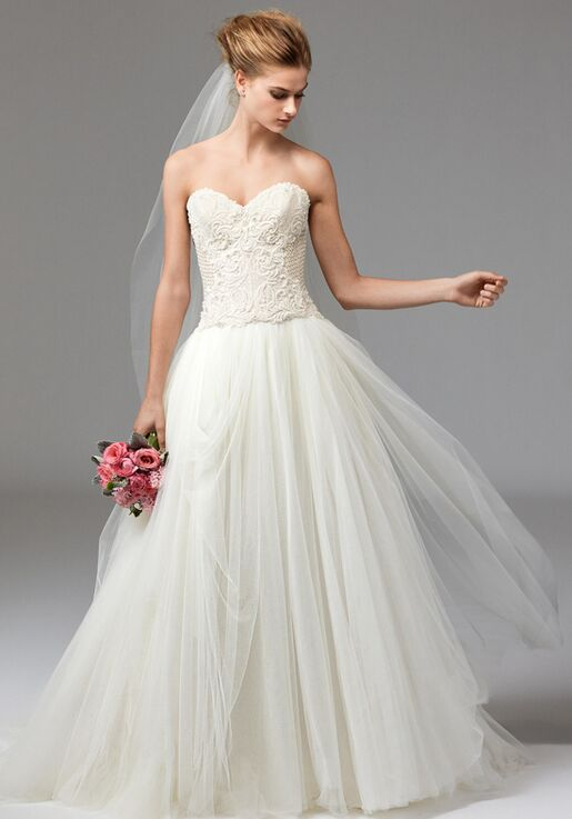 0f914f75809e Watters Brides Marjorie Corset 1040B/Cassia Skirt 1089B Ball Gown Wedding  Dress
