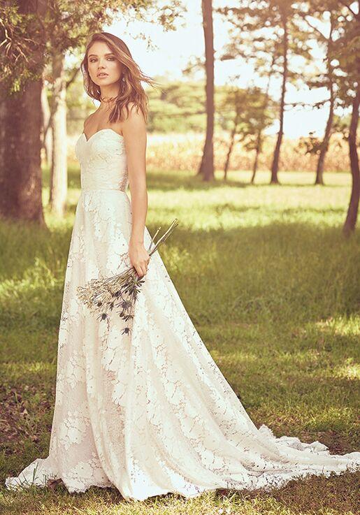 Elegant Wedding Dress For Older Brides