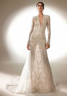 Atelier Pronovias COPPOLA Sheath Wedding Dress
