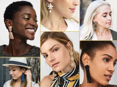 All the Best Holiday-Ready Earrings Under $100