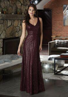 Morilee by Madeline Gardner Bridesmaids 21584 V-Neck Bridesmaid Dress