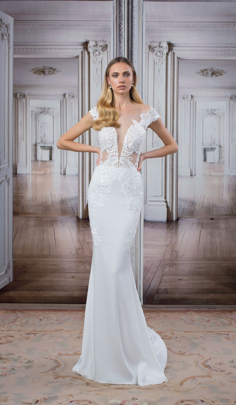 Pnina Tornai Wedding Dress From The Love Collection At Kleinfeld In New York City