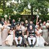 A Glam Military Wedding at Home of the Commandants in Washington, DC