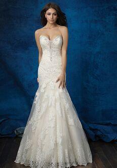 Allure Bridals 9376 A-Line Wedding Dress