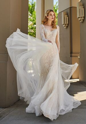 Val Stefani HYDRA Mermaid Wedding Dress