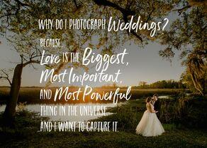 Philip Casey - Fine Art Wedding Photographer in Alaska