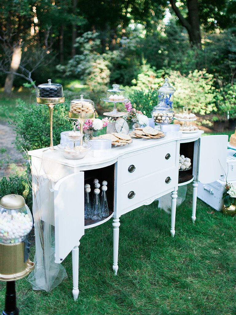 Cool 20 Creative Wedding Dessert Buffet Ideas Download Free Architecture Designs Scobabritishbridgeorg