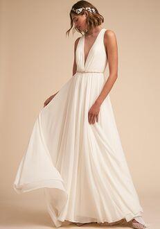 BHLDN Conrad Gown A-Line Wedding Dress
