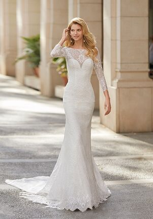 Rosa Clará TARULL Mermaid Wedding Dress
