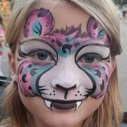 Mason, OH Face Painting | Tabitha's Event Services