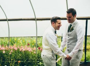 On paper, Alex Lemmel (30 and an accountant) and Paul DeBell (33 and a professor) were legally married in 2016, after they bought a house in Colorado.