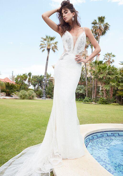 39205f9e32d5 Alessandra Rinaudo Collection LISANDRA AR 2018 Mermaid Wedding Dress