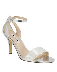 Nina Bridal Venetia_Silver Silver Shoe