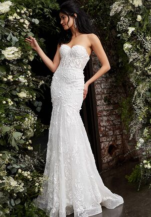 Jovani Bridal JB02836 Mermaid Wedding Dress