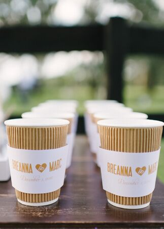 Paper Coffee Cups   Rustic White Photography   Blog.TheKnot.com