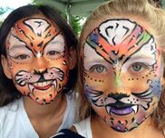 Palatine, IL Face Painter | Wink Productions