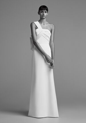 Viktor&Rolf Mariage RIBBON BOW BACK GOWN Sheath Wedding Dress
