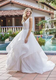 Jasmine Bridal F211015 A-Line Wedding Dress