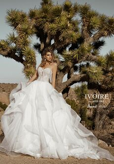 IVOIRE by KITTY CHEN BRANDI,V2103 Ball Gown Wedding Dress