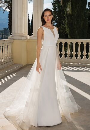Justin Alexander 88094 Mermaid Wedding Dress