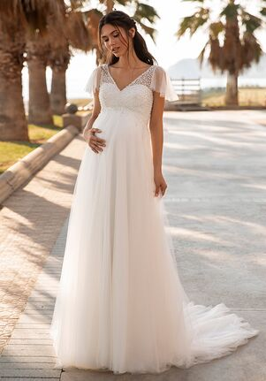 PRONOVIAS LUCKY STAR 07 Ball Gown Wedding Dress