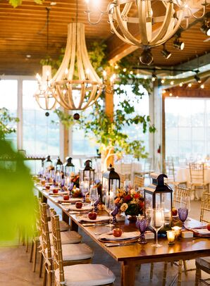 Rustic Tablescape with Autumnal Décor
