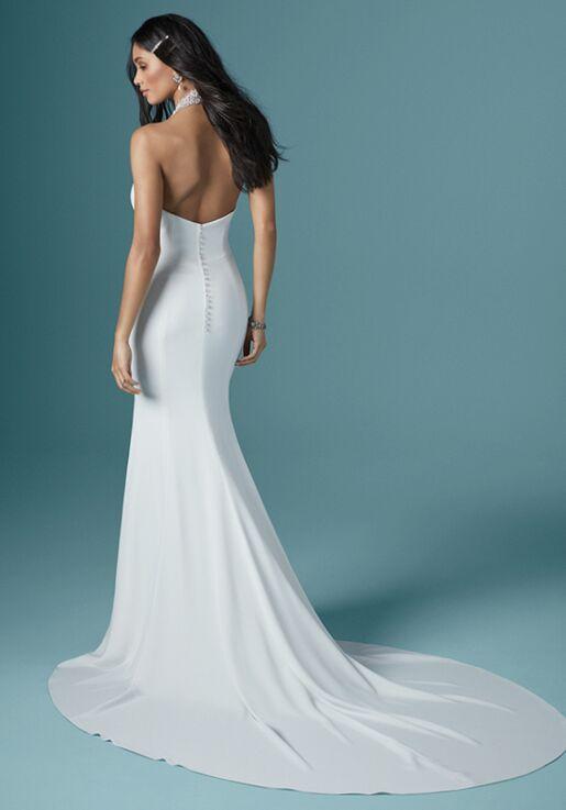 Maggie Sottero DAWSON Sheath Wedding Dress