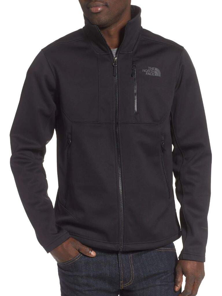 Water-repellant jacket with fleece lining son-in-law gift idea