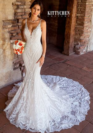 KITTYCHEN Couture SARAH, K1948 Mermaid Wedding Dress