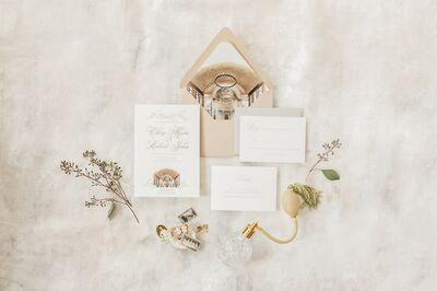 OKOTA  | Invitation, Calligraphy & Wedding Design