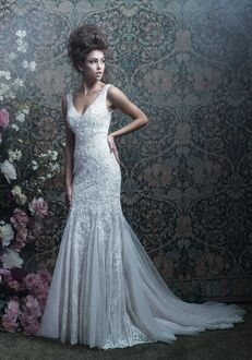 Allure Romance C415 Sheath Wedding Dress