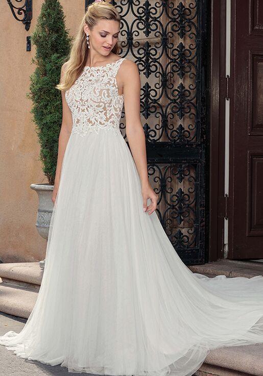 45126f71374 Casablanca Bridal 2310 Della Wedding Dress - The Knot