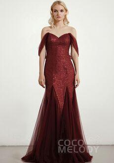 CocoMelody Bridesmaid Dresses CB0289 Sweetheart Bridesmaid Dress