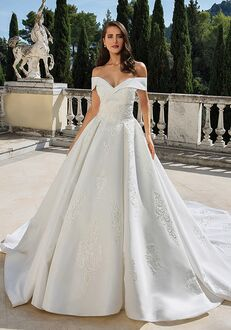Justin Alexander 88078 Ball Gown Wedding Dress