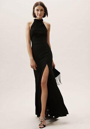 BHLDN (Bridesmaids) Montreal Dress Halter Bridesmaid Dress