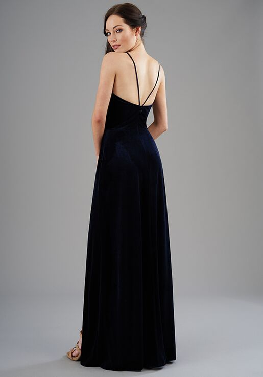 B2 Bridesmaids by Jasmine B203065 V-Neck Bridesmaid Dress