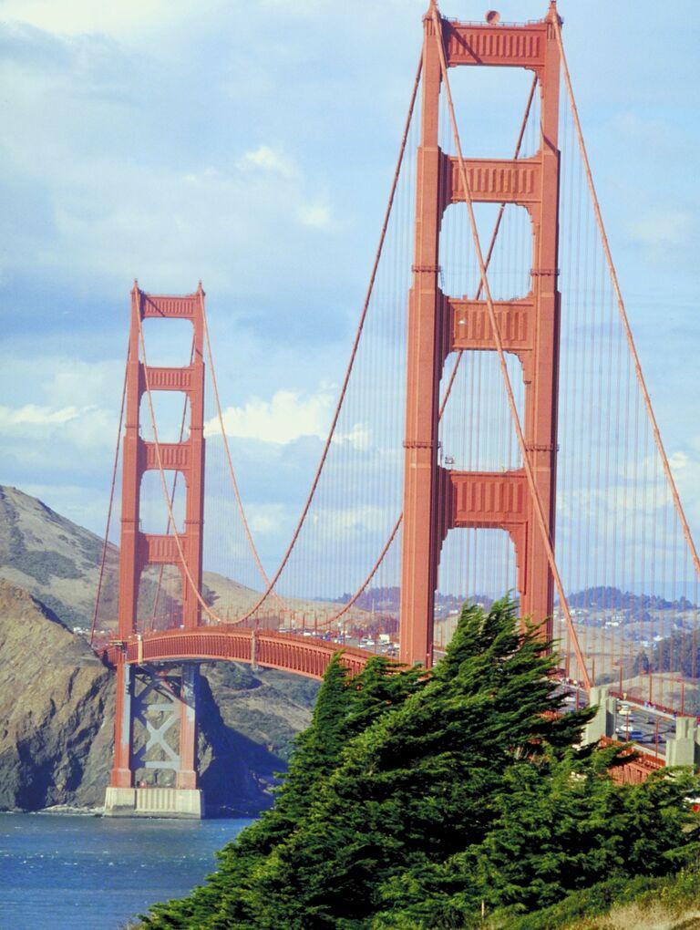 US wedding destination San Francisco, California
