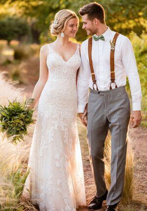 Essense of Australia D2387 Wedding Dress