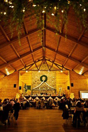 Historic Pinecrest Wedding Reception