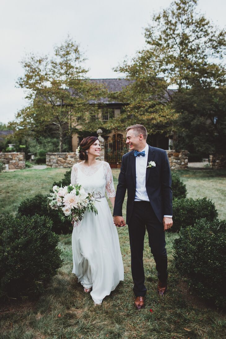 """Alison Pantelic (33 and an account manager) and Thomas """"Tommy"""" Carr (33 and an assistant vice president at GE Energy Financial Services) met while out"""